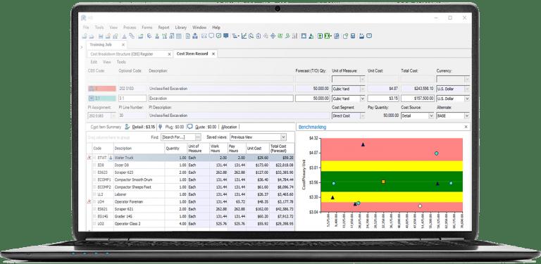 Construction Estimating Software   InEight Estimate   InEight