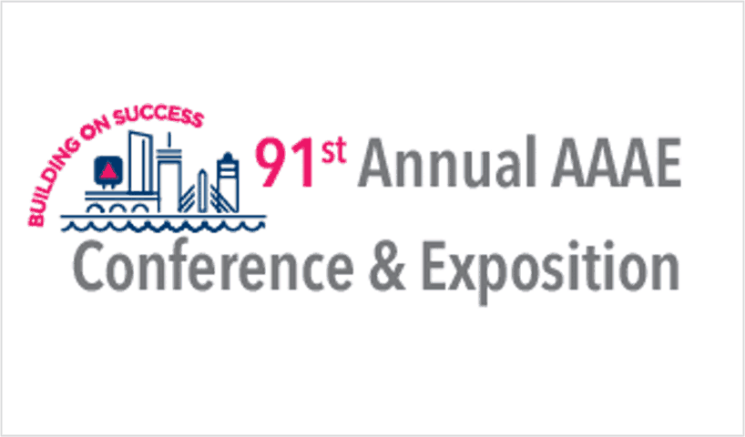 AAAE Conference