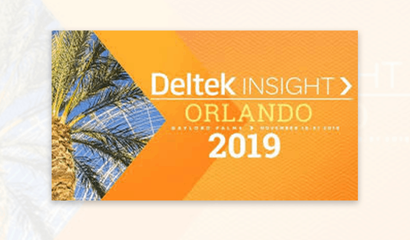 Deltek Conference 2019