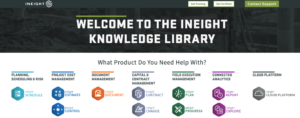 InEight Knowledge Base
