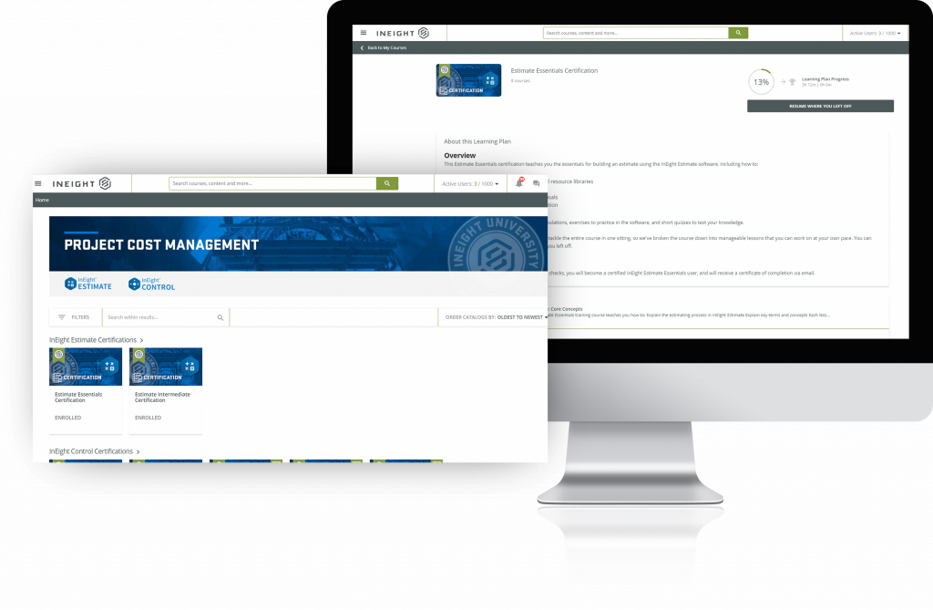construction management courses online